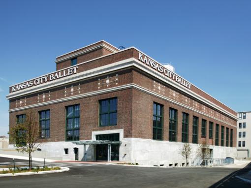 KC Ballet Building
