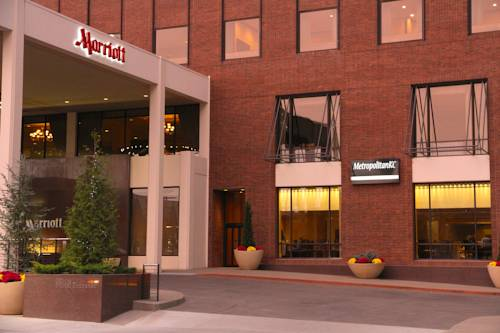 Kansas City Marriott Downtown Exterior & Interior Renovations