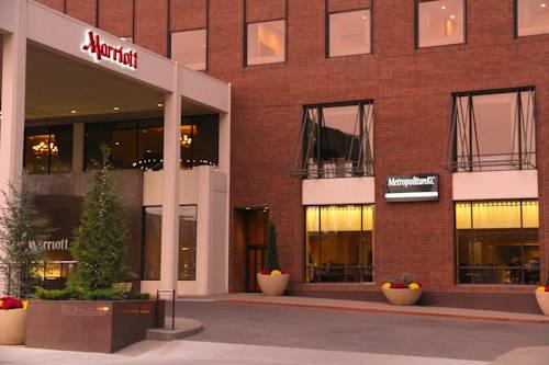 Kansas City Marriott Downtown Exterior & Interior Renovations