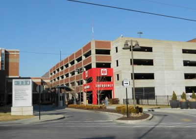 Saint Luke's Hospital of Kansas City – Visitor Parking Garage