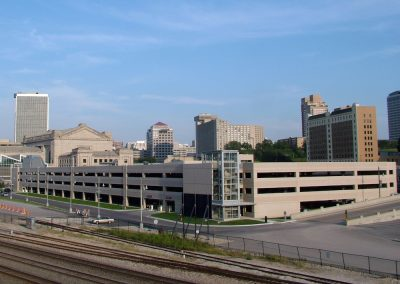 Union Station Parking Garage